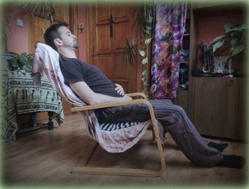 törzs helyzete relaxáláshoz