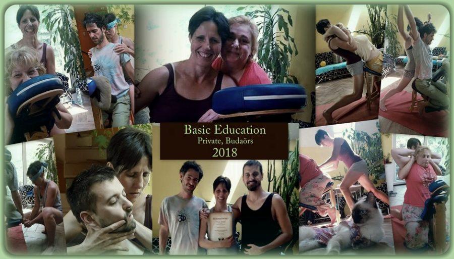 Privát alapképzés, Budaörs 2018