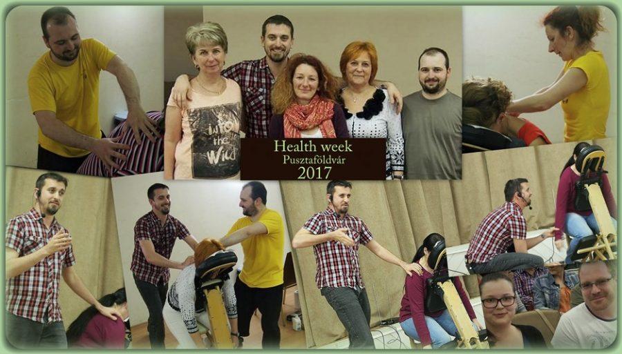 Egészséghét, Pusztaföldvár 2017