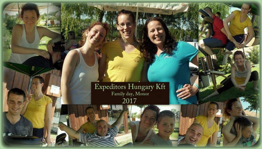 Expeditors Családi nap 2017