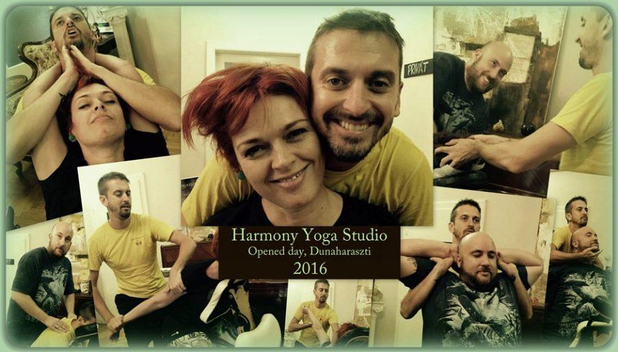 Harmony Yoga nyílt nap 2016