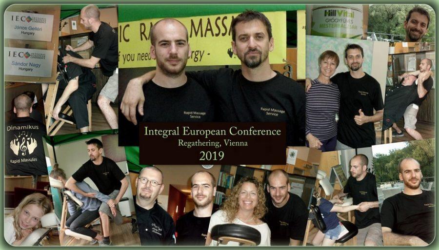 Integral European Conference - Bécs 2019