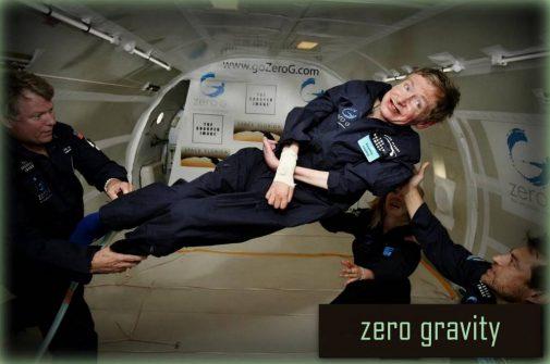 Stephen Hawking súlytalanságban