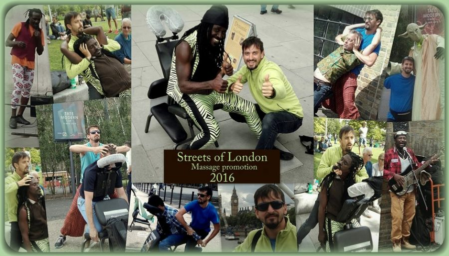 Londoni masszázsok 2016