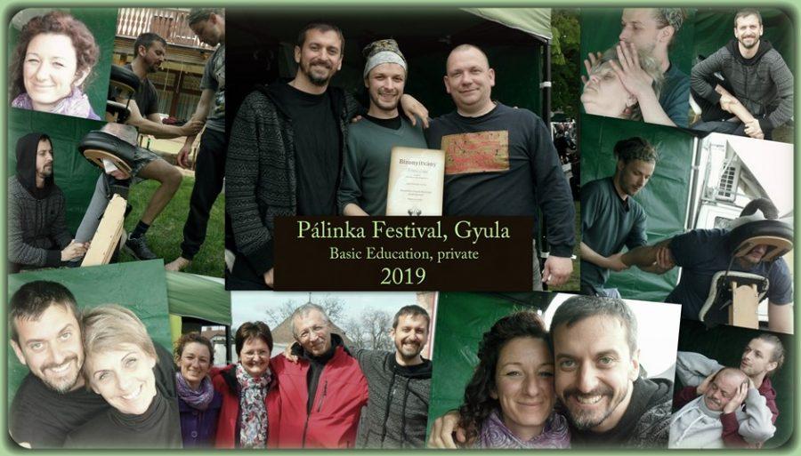Pálinka Fesztivál, privát alapképzés 2019