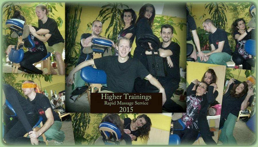 Továbbképző edzések 2015